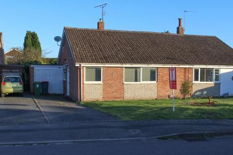 2 bedroom semi-detached bungalow for sale - 41 Hampton Drive, Newport, Shropshire, TF10 7RE