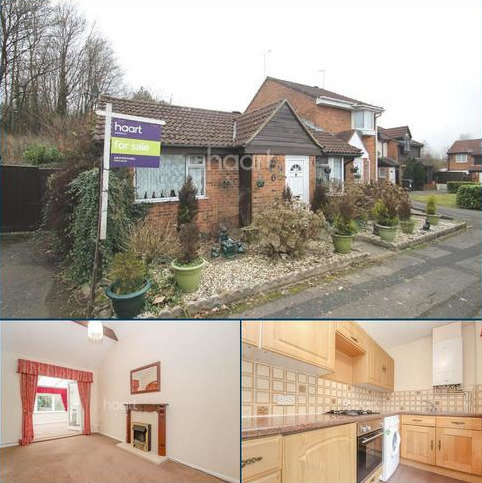 1 bedroom bungalow for sale - Watercrook Mews, Westlea, Swindon