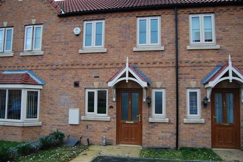 2 bedroom terraced house to rent - Horsley Road, Gainsborough, Lincolnshire, DN21