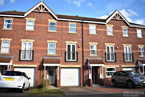 3 bedroom terraced house for sale - Birchwood View, Gainsborough, Lincolnshire, DN21