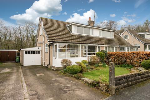 2 bedroom semi-detached bungalow for sale - Plantation Avenue, Arnside, Cumbria