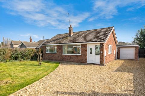 2 bedroom detached bungalow for sale - Meadowfield, Sleaford, Lincolnshire, NG34