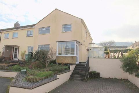 3 bedroom end of terrace house for sale - Holcombe Vale, Bath