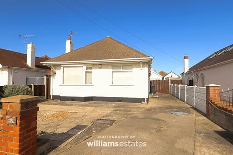 2 bedroom detached bungalow for sale - Victoria Road West, Prestatyn