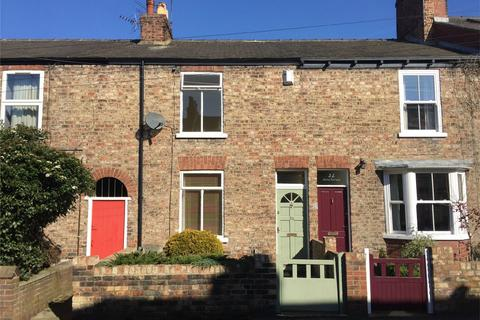 2 bedroom terraced house to rent - Alma Terrace, Fulford, York
