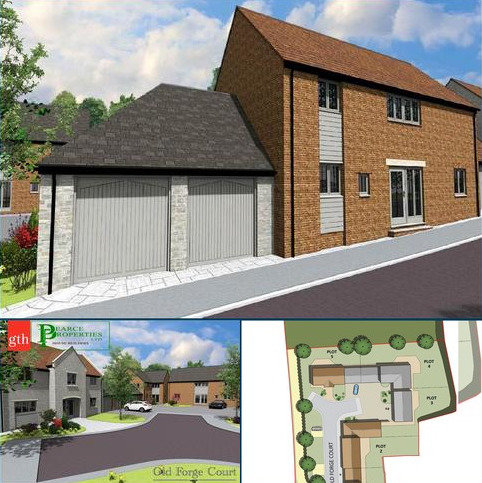 4 bedroom detached house for sale - Plot 2 The Old Forge Court, Limington, Somerset, BA22