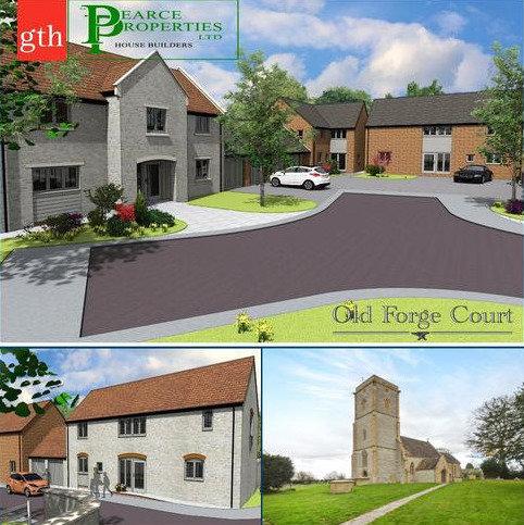 4 bedroom detached house for sale - Plot 1 The Old Forge Court, Limington, Somerset, BA22