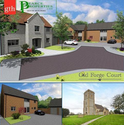 4 bedroom detached house for sale - Plot 3 The Old Forge Court, Limington, Somerset, BA22