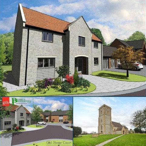 4 bedroom detached house for sale - Plot 5 The Old Forge Court, Limington, Somerset, BA22