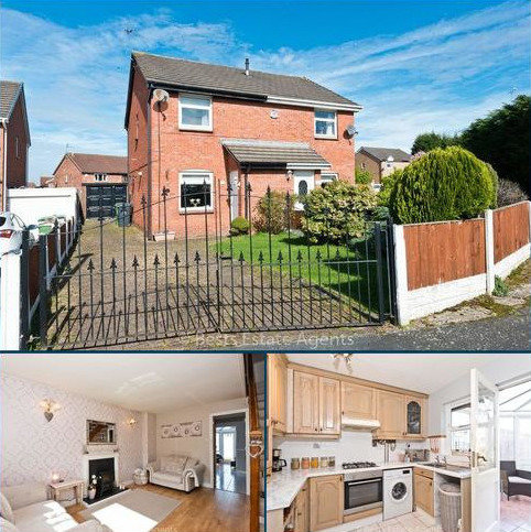 3 bedroom semi-detached house for sale - Camrose Close, Runcorn