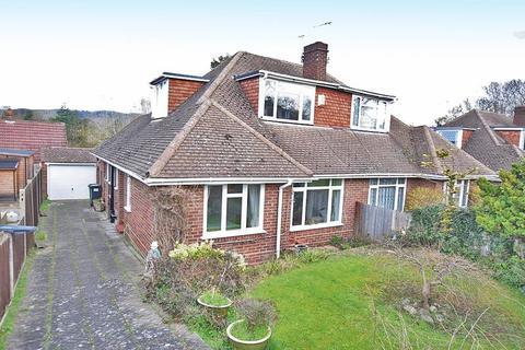 3 bedroom bungalow for sale - Downs View Road, Penenden Heath