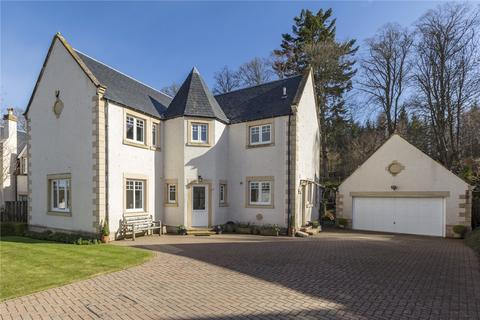 4 bedroom detached house for sale - Harleyburn Court, Melrose, Scottish Borders