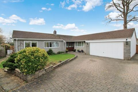 4 bedroom detached bungalow for sale - Cae Capel, Great Oaks, Raglan, Monmouthshire
