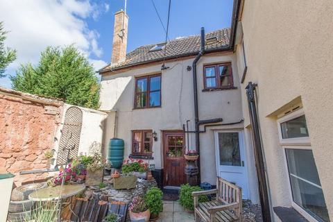 2 bedroom end of terrace house for sale - Threshers, Crediton