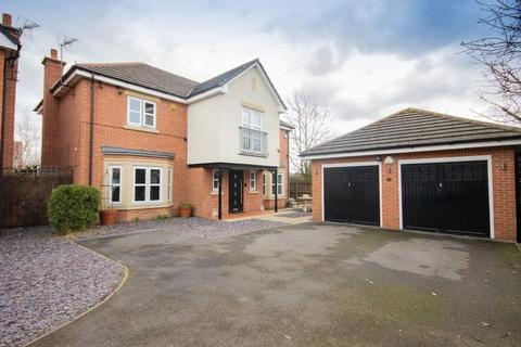 5 bedroom detached house for sale - ROSYTH CRESCENT, CHELLASTON
