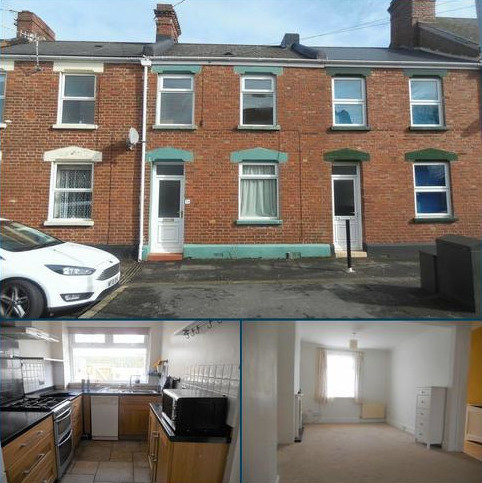 2 bedroom terraced house to rent - Union Street, Exeter