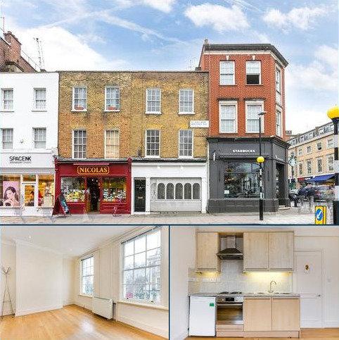 2 bedroom apartment to rent - St John's Wood High Street, St John's Wood, London, NW8