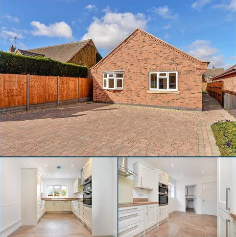 3 bedroom bungalow for sale - Goodes Avenue, Syston, Leicester