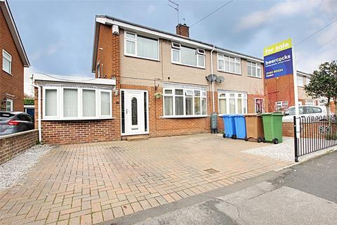3 bedroom semi-detached house for sale - Roslyn Crescent, Hedon, Hull, East Yorkshire, HU12