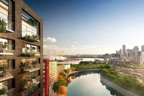 1 bedroom apartment for sale - Bridgewater House, City Island, Canning Town, London, E14