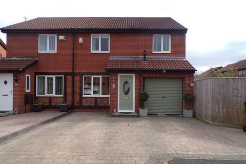 3 bedroom semi-detached house for sale - Alderley Drive, Killingworth, Newcastle Upon Tyne