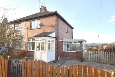 2 bedroom semi-detached house for sale - Thorpe Road, Pudsey, West Yorkshire