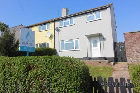 3 bedroom semi-detached house to rent - Grenville Avenue, Torquay