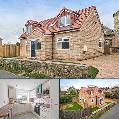 3 bedroom detached bungalow for sale - Back Lane, Barkston Ash, Tadcaster, LS24