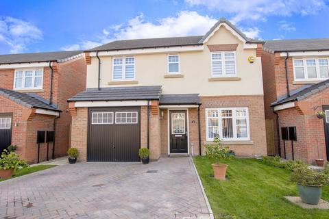 4 bedroom detached house for sale - Heatherfields Cres, Rossington