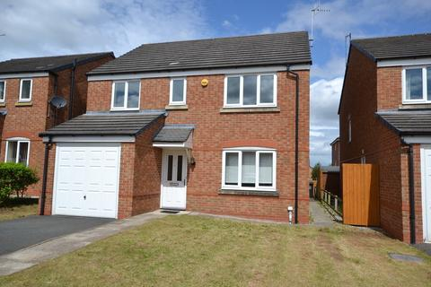 4 bedroom detached house to rent - Brent Close, Newcastle