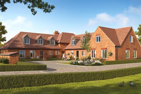 3 bedroom terraced house for sale - Redbourne House, Welcombe Gardens, Southdown Road, Harpenden, Hertfordshire, AL5