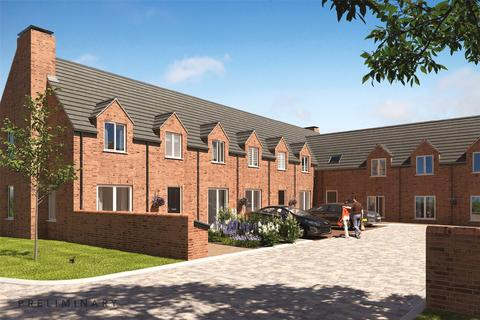 2 bedroom terraced house for sale - Flamstead House, Welcombe Gardens, Southdown Road, Harpenden, Hertfordshire, AL5