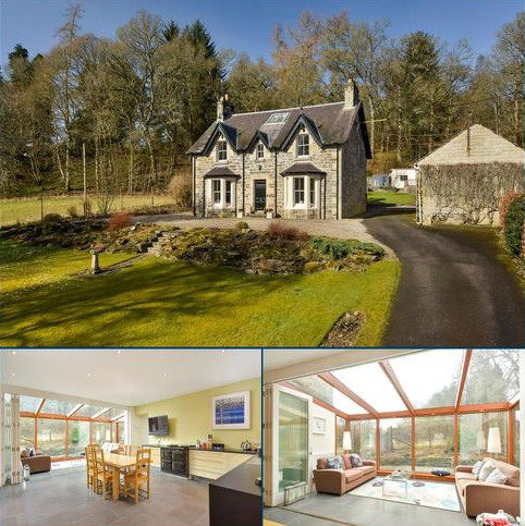 4 bedroom detached house for sale - Dallraoich, Strathtay, Pitlochry, Perthshire, PH9