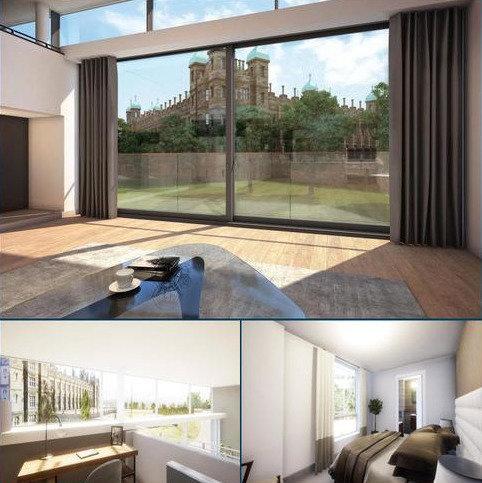 1 bedroom penthouse for sale - 3/22 The Crescent At Donaldson's, Wester Coates, Edinburgh, EH12