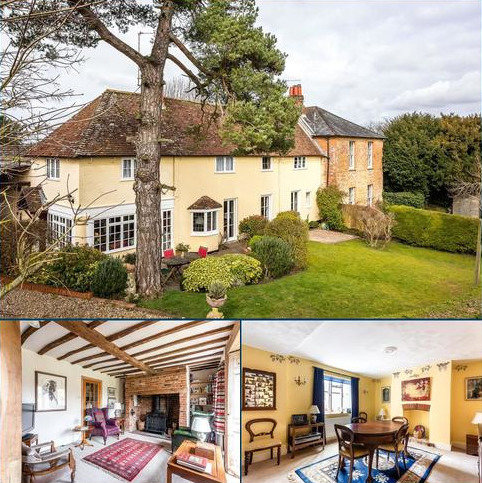 4 bedroom semi-detached house for sale - Church Road, Abbotts Ann, Andover, Hampshire, SP11