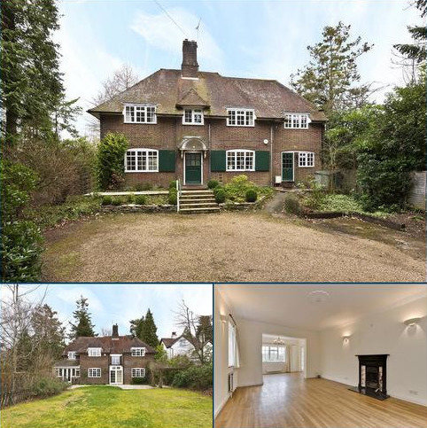 4 bedroom detached house for sale - Tilford Road, Hindhead, Surrey, GU26