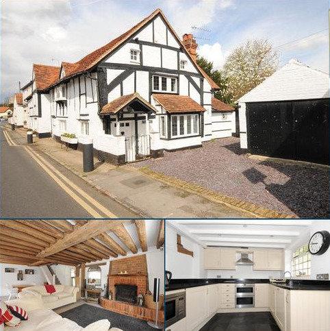 3 bedroom end of terrace house for sale - High Street, Bray, Maidenhead, Berkshire, SL6