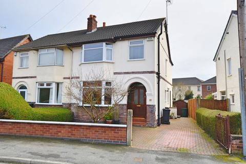 3 bedroom semi-detached house for sale - Stocks Avenue, Boughton, Chester