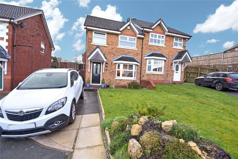 3 bedroom semi-detached house for sale - Hollins Brook Close, Church Meadow, Unsworth, Bury, Lancashire, BL9