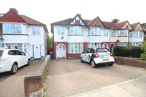 3 bedroom semi-detached house to rent - Hampden Way, Southgate, N14