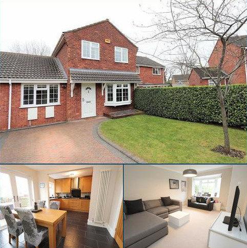 3 bedroom link detached house for sale - Melfort Drive, Linslade