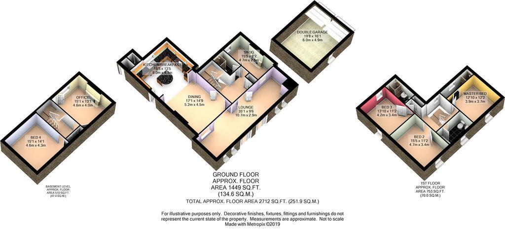Floorplan 5 of 5: 3 D Floor Plan