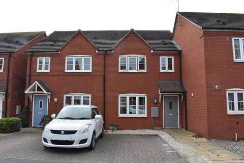 3 bedroom terraced house for sale - Furrowfield Park, Tewkesbury, GL20