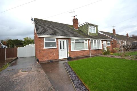 2 bedroom semi-detached bungalow for sale - Princess Drive, Sandbach