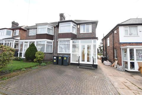 3 bedroom semi-detached house for sale - Fairholme Road, Hodge Hill, Birmingham, B36 8HN.