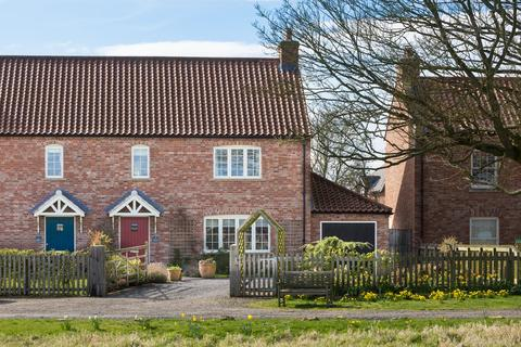 4 bedroom semi-detached house for sale - Orchard Cottages, Harton, York, YO60