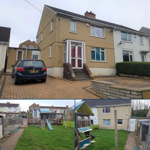 3 bedroom semi-detached house for sale - Plymouth Road, Barry Island