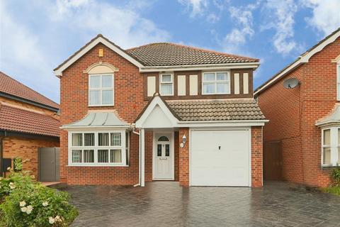 4 bedroom detached house for sale - Goldcrest Road, Cinderhill, Nottinghamshire, NG6 8PT