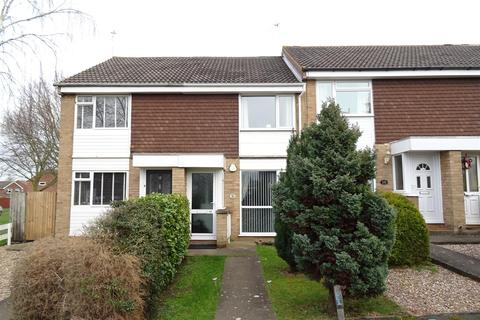 2 bedroom terraced house for sale - Tyler Court, Shepshed, Leicestershire