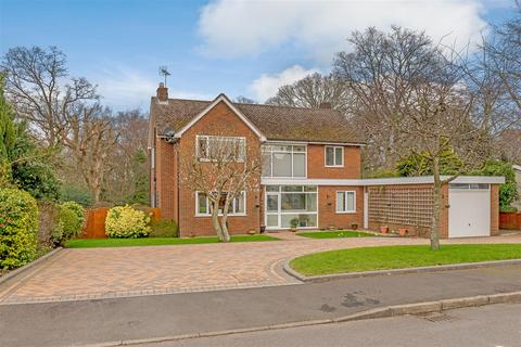 4 bedroom detached house for sale - Birch Tree Grove, Solihull